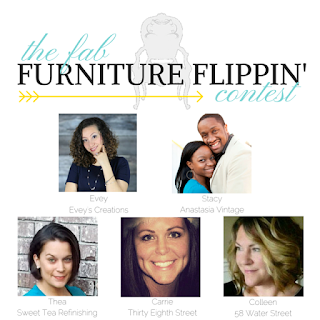 fabflippincontest, fab flippin contest, fab flipping contest, monthly furniture contest, furniture contest, furniture challenges,