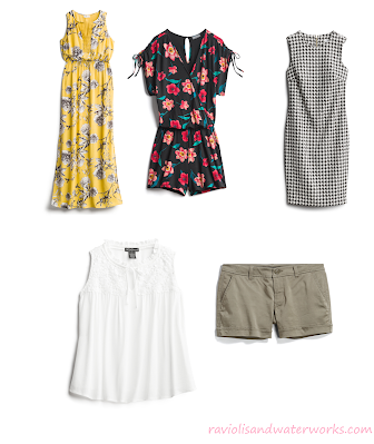 what comes in a stitchfix order