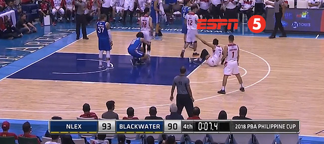 NLEX def. Blackwater, 93-90 (REPLAY VIDEO) February 18