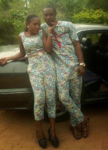 wedding announcement nigeria