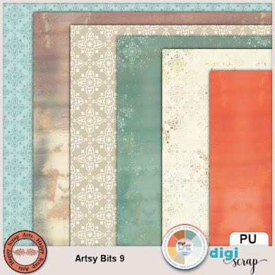 Artsy Bits 9 (7-5) et beach party HSA_ArtsyBits9_pv2