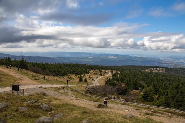 5 Wanderwege auf den Brocken im Harz  Zu Fuß auf den Brocken wandern - Wanderwege auf den Brocken im Überblick 10