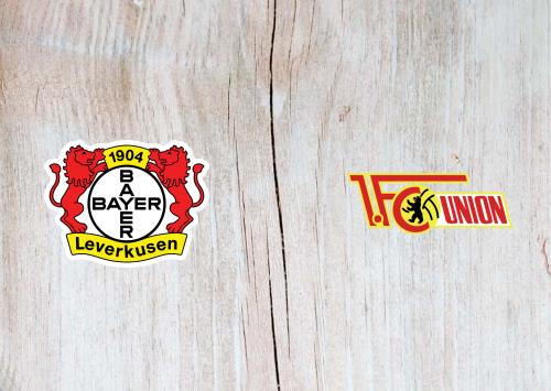 Bayer Leverkusen vs Union Berlin -Highlights 4 March 2020