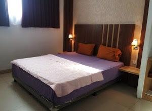 Kamar Hotel City Tasikmalaya