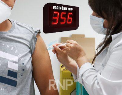 Prefeitura de  Colombo lança Vacinômetro para dar transparência sobre o número real de pessoas vacinadas