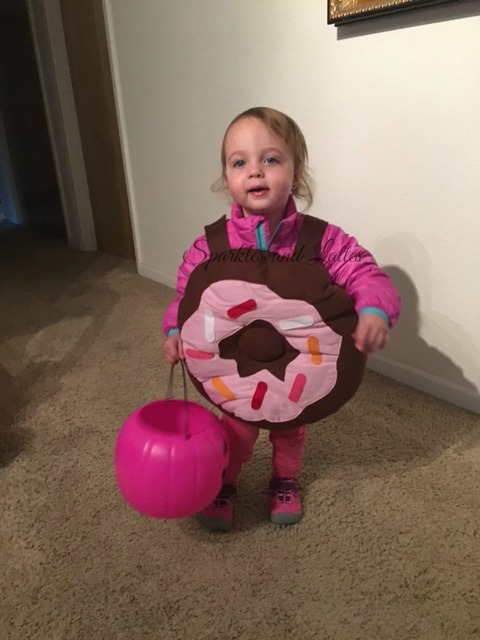 toddler donut costume