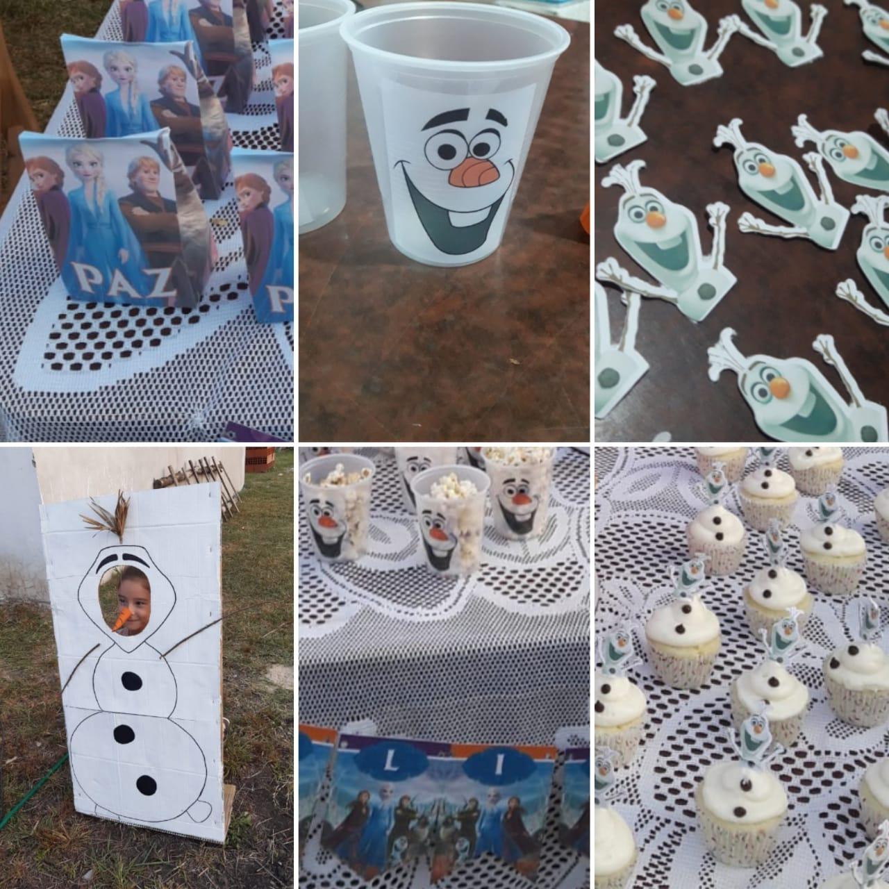 Todo personalizado para tu fiestita de cumpleaños, banderín, bolsita para cumpleaños, stickers