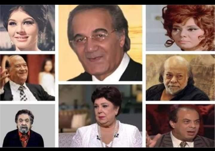 مصر تودع عمالقه الفن الجميل فى ٢٠٢٠