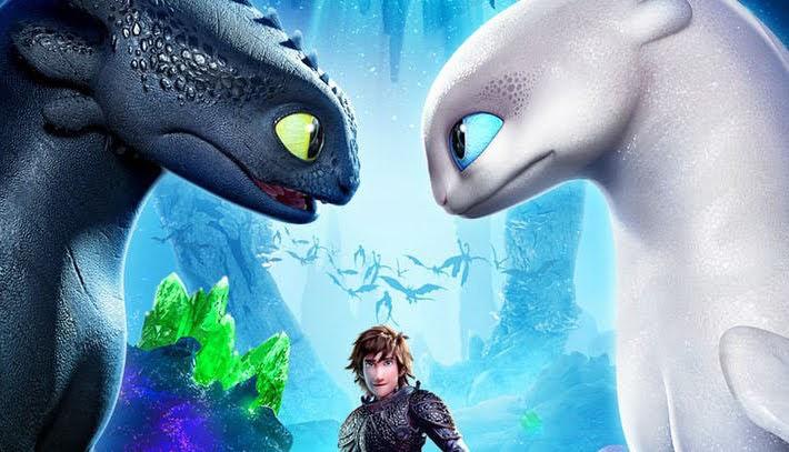 """Phim How to Train Your Dragon The Hidden World """"Bí Kíp Luyện Rồng 3: Thế Giới Ẩn"""" 2018 moive"""