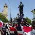 Organizaciones realizan protesta en Puerto Plata contra instalación de relleno sanitario