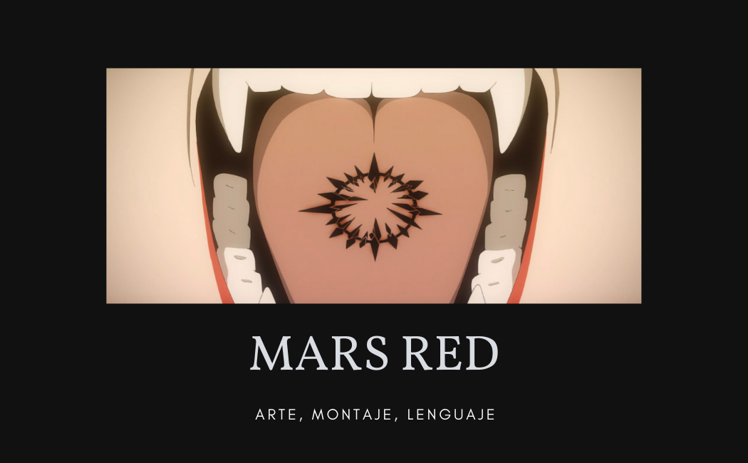 MARS RED   Reseña