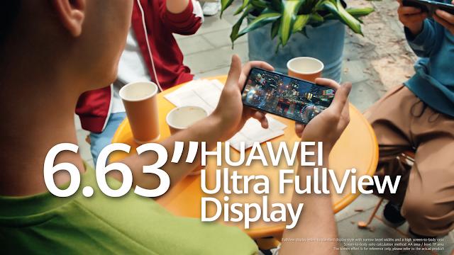 HUAWEI Y9a is a Stellar New Midrange Smartphone