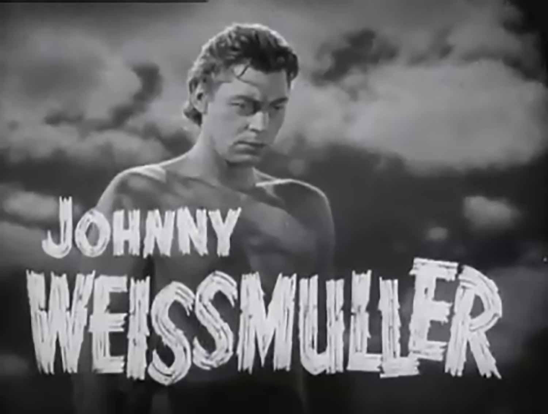 Lendas de Hollywood: JOHNNY WEISMULLER (1904-1984)
