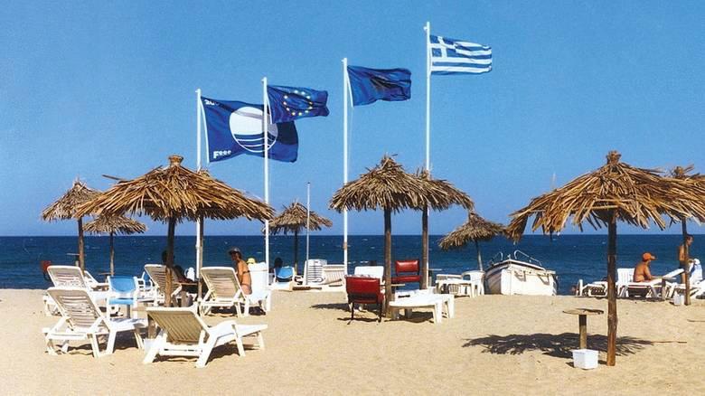Οι Γαλάζιες Σημαίες 2020 στην Ανατολική Μακεδονία και Θράκη