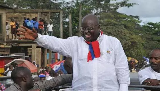 Ghanaian Voters Pick Opposition Candidate, Nana Akufo-Addo, As New President