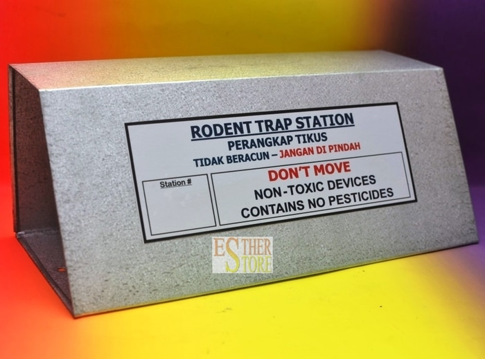 Rodent Trap Station