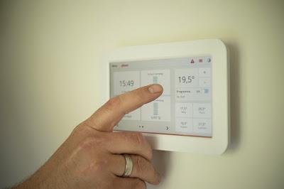 termostato-temperatura-riscaldamento a pavimento