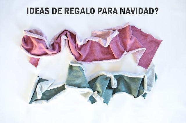 Ideas de regalos handmade para Navidad con Naturtelas