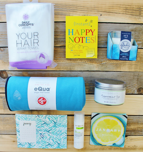 POPSUGAR Must Have Box January 2017