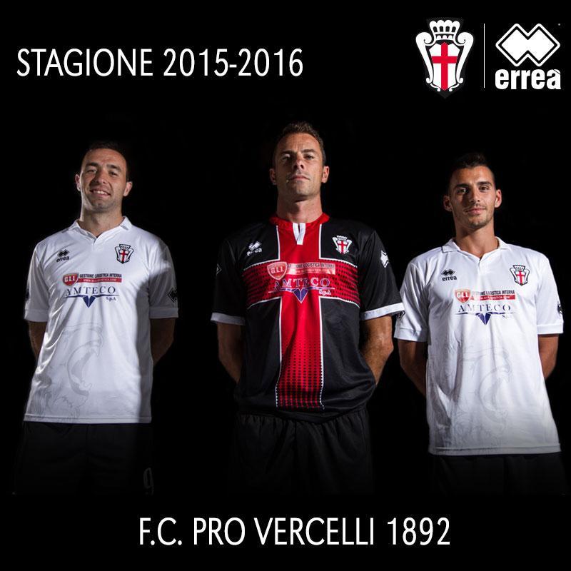 FCプロ・ヴェルチェッリ 2015-16...