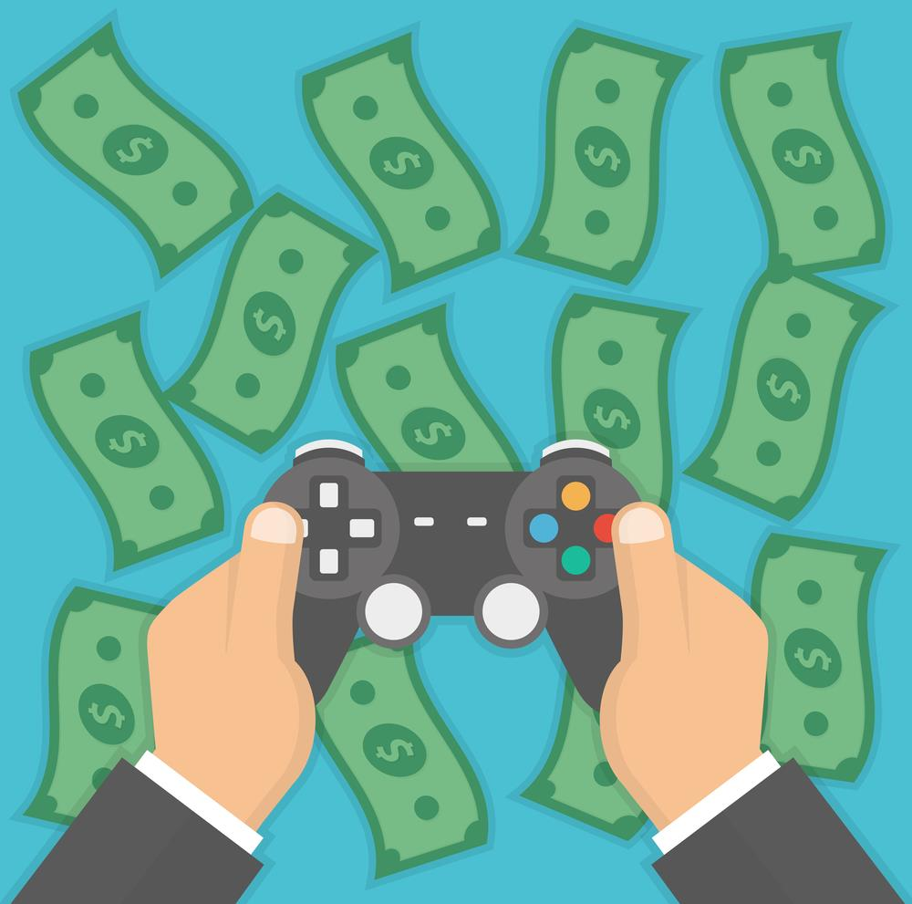 How To Make Cash Playing Video Games