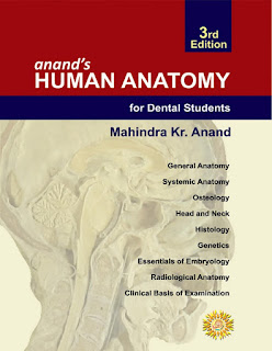 Anand's Human Anatomy for Dental Students 3rd Edition