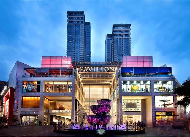 Pavilion Kuala Lumpur Bukit Bintang
