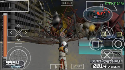 Game PPSSPP Earth Defenese Earth 2 ISO High Compress