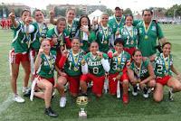 FLAG FOOTBALL - Mundial 2012 (Gotemburgo, Suecia): Austria y México son las nuevas mejores selecciones del mundo
