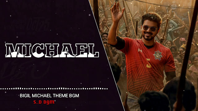 Bigil | Michael Theme BGM - Ringtone | Original Background Music | AR Rahman - Download