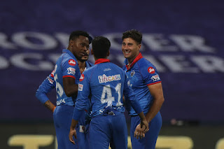 DC vs SRH Qualifier 2 IPL 2020 Highlights