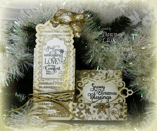ODBD Products - Snowflake Sentiments, Bookmarks-Snowflakes, ODBD Custom Bookmark Die, Snowflake Background