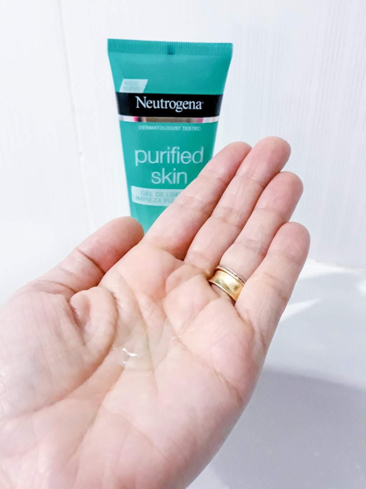 Gel de Neutrogena Purified Skin