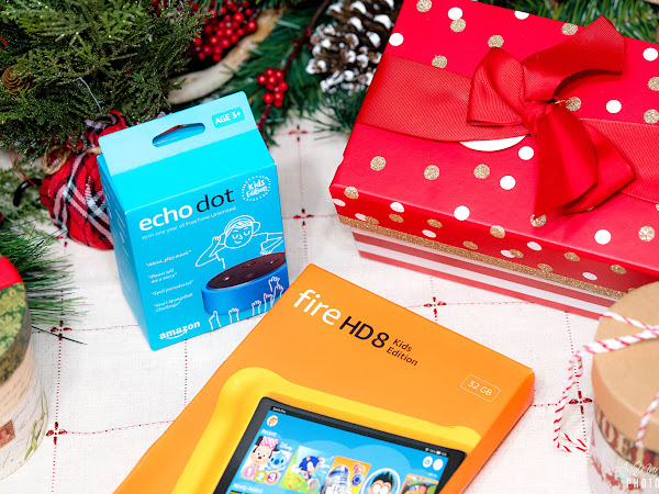 The Best Two Gifts for Kids This Christmas ~ #AskAlexa #AmazonKidsAndFamily