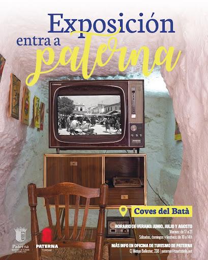 EXPOSICION ENTRA A PATERNA - LA CORDA
