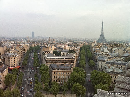 A quick quide to how to spend a weekend in Paris.