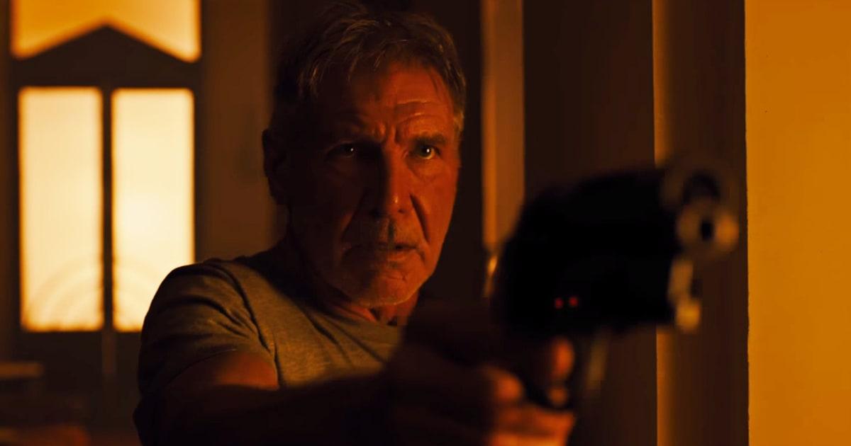 Blade Runner 2049 Denis Villeneuve Finally Lets