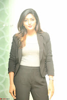 Actress Eesha Looks gorgeous in Blazer and T Shirt at Ami Tumi success meet ~  Exclusive 183.JPG