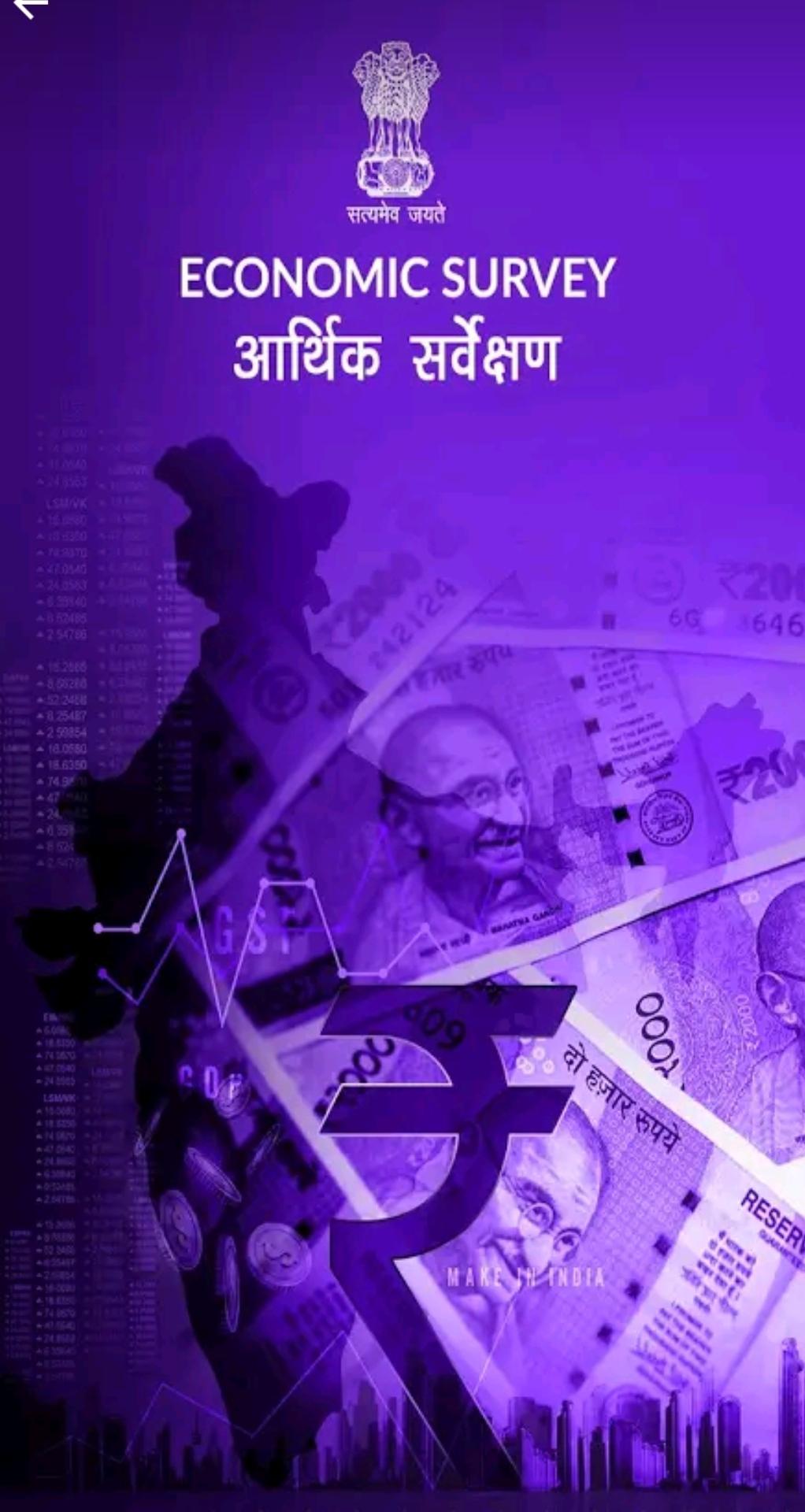 Detailed Information on Economics servay