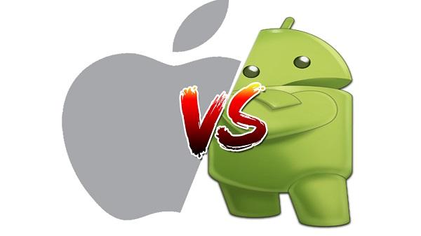 ماهي أنظمة ios و android