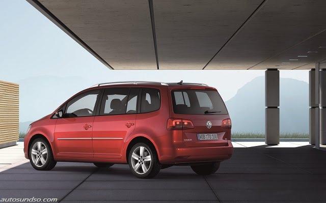 Goldene Möhre 2012 der AUTO BILD: Volkswagen Touran