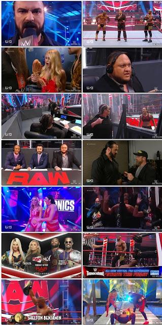 WWE Monday Night Raw 17th Aug 2020 480p 300Mb HDTV || 7starHD