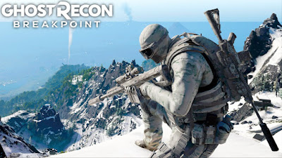 Ghost Recon Breakpoint  APK + OBB (PAID) For Android