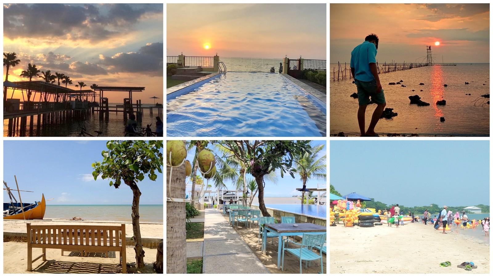 Pantai Teluk Awur Jepara Fasilitas Dan Tiket Masuk 2020 Loket Wisata