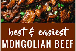 Best and Easiest Mongolian Beef Recipe