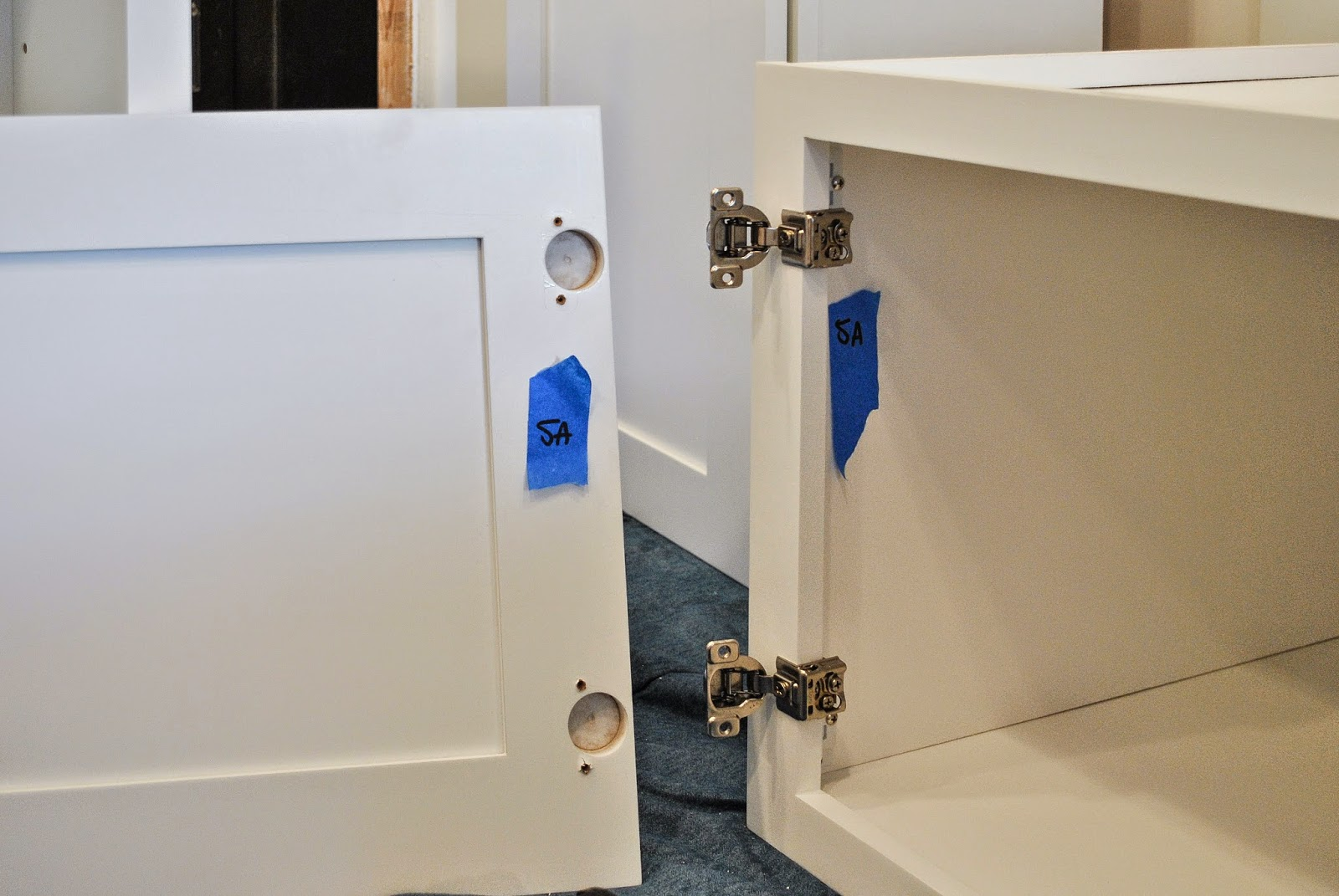 Kitchen Cabinet Installation Contractor