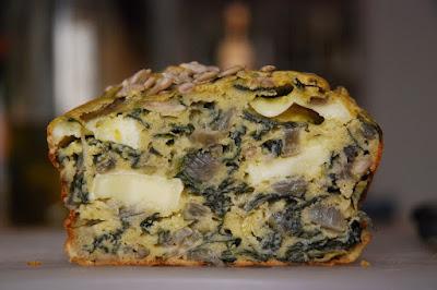 cake blettes-brie