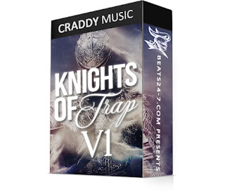 Download Knights Of Trap Vol.1 Drum Kit