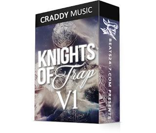 Download Knights Of Trap Vol.1 Drum Kit