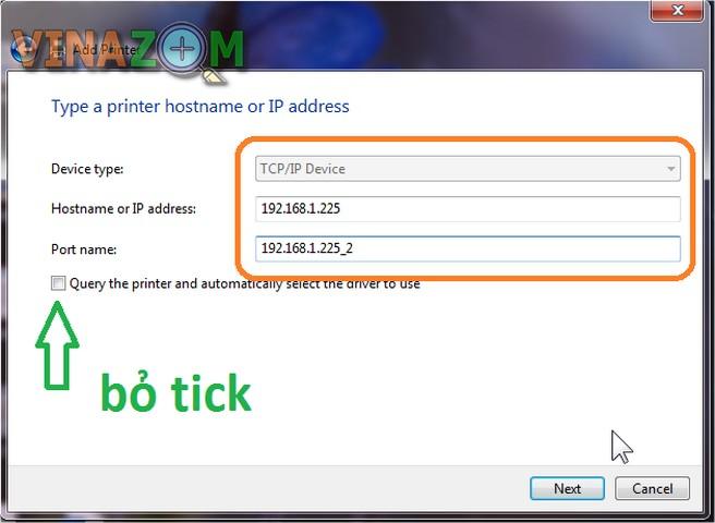 Đặt IP cho máy Photocopy Toshiba